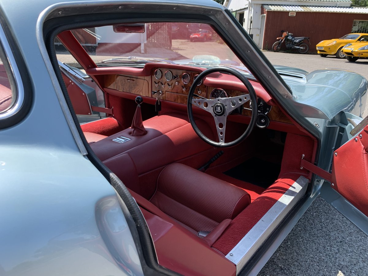 1966 Marcos 1500 GT Wooden Chassis For Sale (picture 5 of 6)