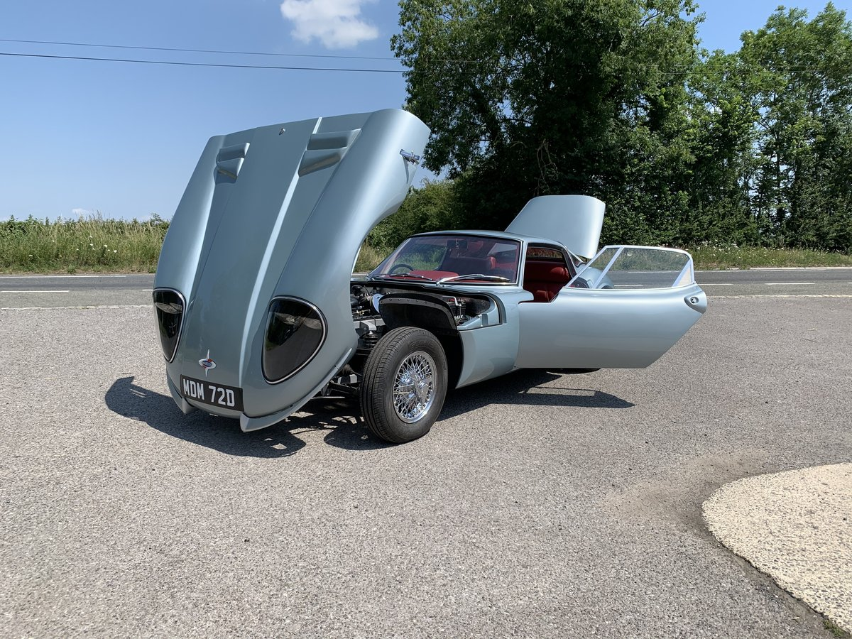 1966 Marcos 1500 GT Wooden Chassis For Sale (picture 6 of 6)
