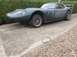 1986 Marcos GT Barn Find Restoration Project