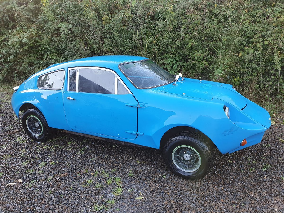 Picture of 1970 Mini Marcos 998cc RHD with boot For Sale