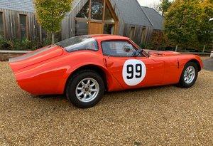 Marcos 1800GT Race Car