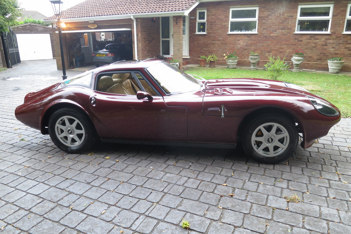 1985 Marcos Mantula 3.5L V8 SOLD (picture 1 of 6)