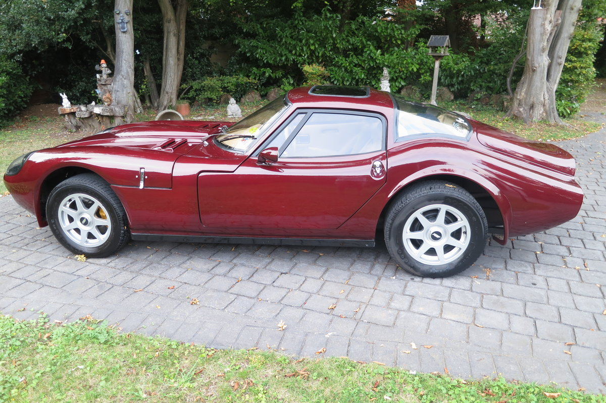1985 Marcos Mantula 3.5L V8 SOLD (picture 2 of 6)