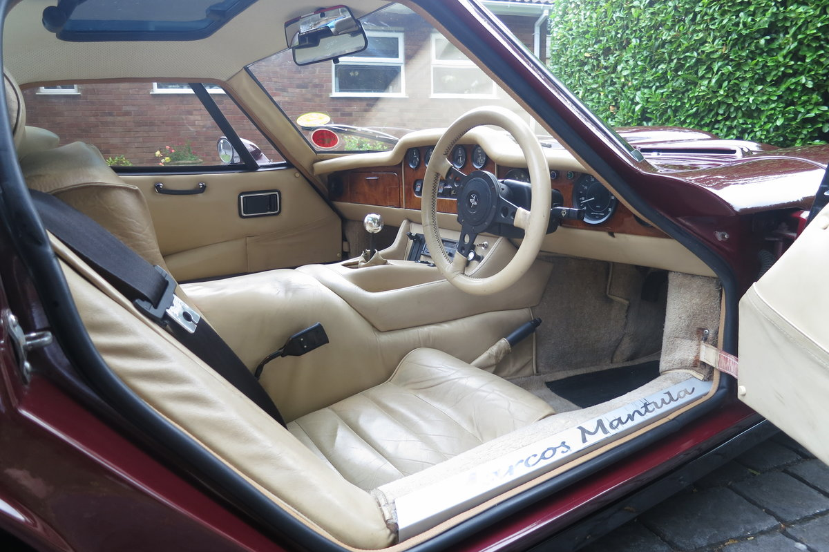 1985 Marcos Mantula 3.5L V8 SOLD (picture 5 of 6)
