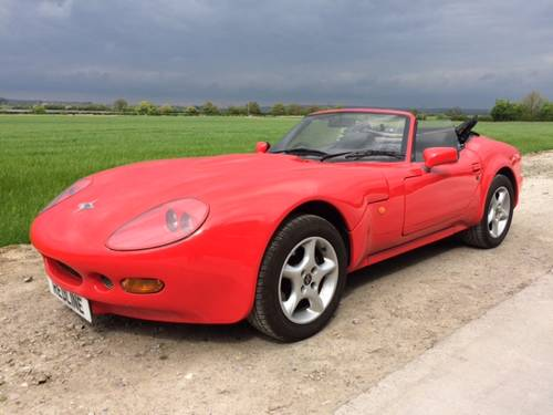1998 Marcos Mantaray GTS Turbo Spyder For Sale (picture 1 of 3)