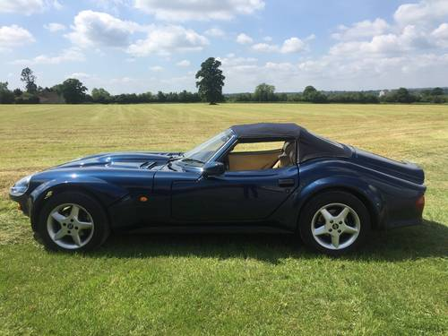 1996 Marcos Mantara V8 Spyder SOLD (picture 3 of 6)