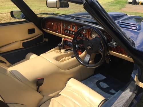 1996 Marcos Mantara V8 Spyder SOLD (picture 4 of 6)