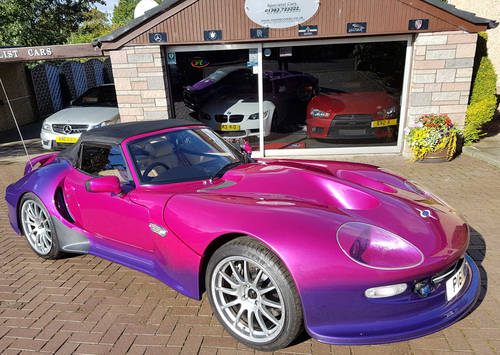 1997 Marcos Mantis c/w Ford Cobra 4.6 Quad Cam Engine For Sale (picture 1 of 6)