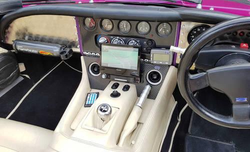 1997 Marcos Mantis c/w Ford Cobra 4.6 Quad Cam Engine For Sale (picture 3 of 6)