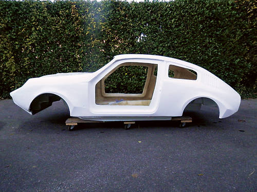 1965 Mini Marcos project - REDUCED! SOLD (picture 1 of 6)