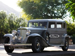 Picture of 1932 Marmon Sixteen Five-Passenger Sedan By LeBaron For Sale by Auction