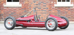 1953 Martin 500cc Historic Formula 3 Racing Car For Sale by Auction