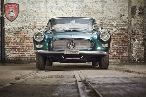 1962 Maserati 3500 GTi For Sale (picture 1 of 6)