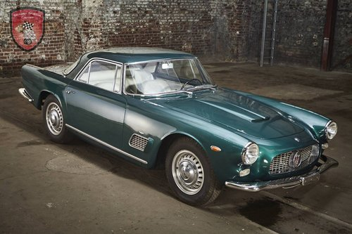 1962 Maserati 3500 GTi For Sale (picture 2 of 6)