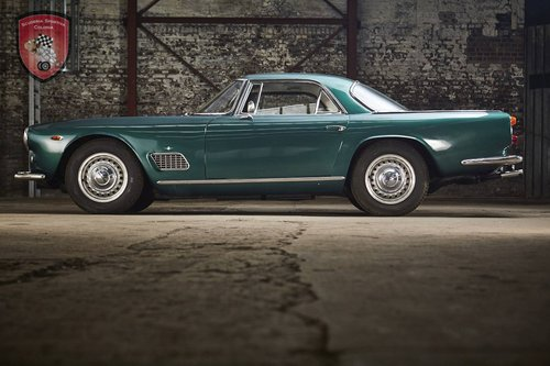 1962 Maserati 3500 GTi For Sale (picture 3 of 6)