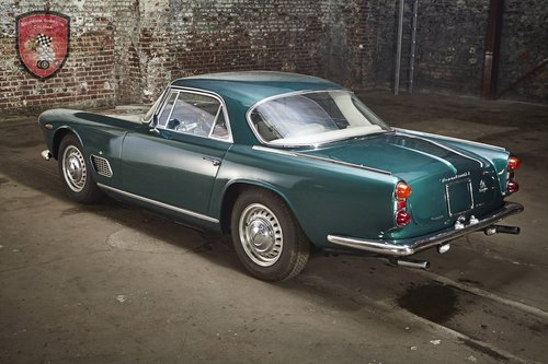 1962 Maserati 3500 GTi For Sale (picture 4 of 6)