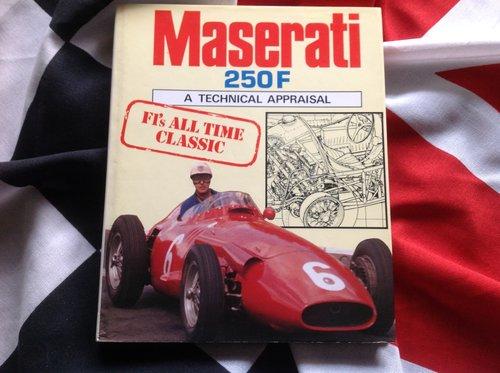Maserati books For Sale (picture 3 of 6)