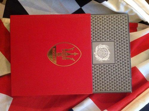 Maserati books For Sale (picture 4 of 6)