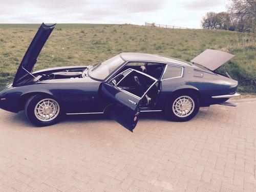 1969 Maserati Ghibli AM115 For Sale (picture 2 of 6)