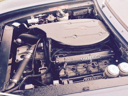 1969 Maserati Ghibli AM115 For Sale (picture 5 of 6)
