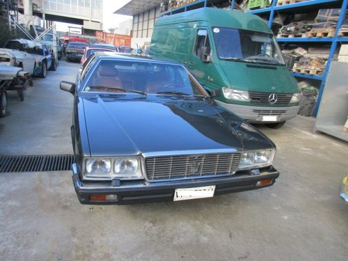 1984 Maserati Quattroporte 4.9 s3 type Am330 mechanical gearbox For Sale (picture 1 of 6)