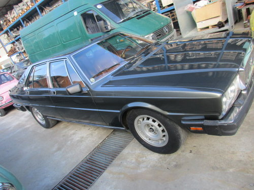 1984 Maserati Quattroporte 4.9 s3 type Am330 mechanical gearbox For Sale (picture 2 of 6)