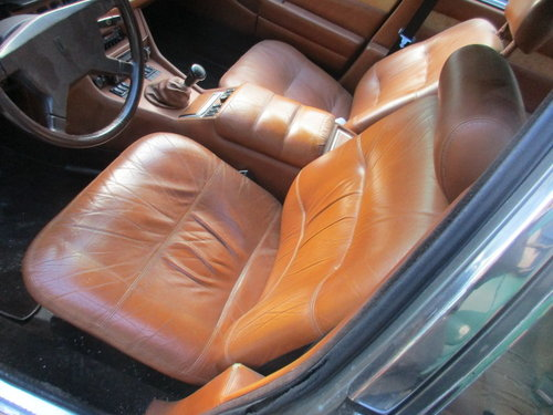 1984 Maserati Quattroporte 4.9 s3 type Am330 mechanical gearbox For Sale (picture 5 of 6)