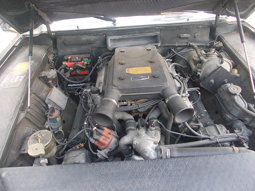 1984 Maserati Quattroporte 4.9 s3 type Am330 mechanical gearbox For Sale (picture 6 of 6)