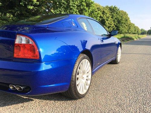 2004 Maserati 4200 GT-Cambiocorsa F1 Paddleshift SOLD (picture 3 of 6)