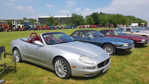 2002 Maserati Spyder 4.2 been in storage for some time For Sale (picture 5 of 6)