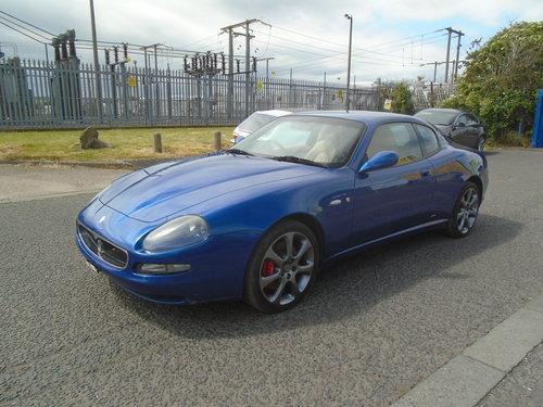 2003 MASERATI COUPE V8 CAMBIO CORSA 4200 6 SPEED SEMI AUTO For Sale (picture 2 of 6)