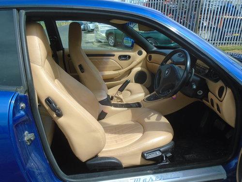 2003 MASERATI COUPE V8 CAMBIO CORSA 4200 6 SPEED SEMI AUTO For Sale (picture 5 of 6)