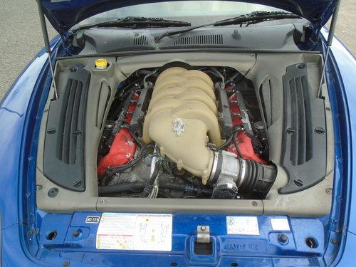 2003 MASERATI COUPE V8 CAMBIO CORSA 4200 6 SPEED SEMI AUTO For Sale (picture 6 of 6)