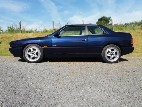 1997 Maserati Ghibli Cup SOLD (picture 1 of 6)