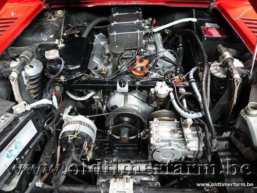 1977 Maserati Merak 3000 SS '77 For Sale (picture 6 of 6)