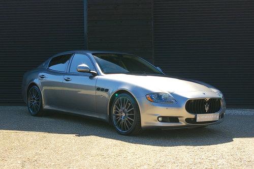 2010 Maserati Quattroporte 4.7 Sport GTS Auto (69,754 miles) SOLD (picture 2 of 6)
