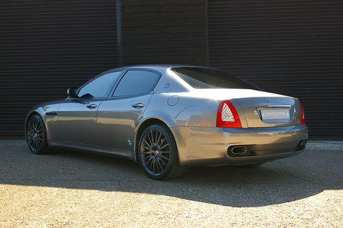 2010 Maserati Quattroporte 4.7 Sport GTS Auto (69,754 miles) SOLD (picture 3 of 6)