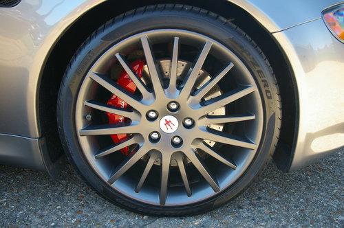 2010 Maserati Quattroporte 4.7 Sport GTS Auto (69,754 miles) SOLD (picture 5 of 6)