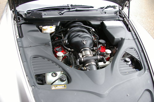 2010 Maserati Quattroporte 4.7 Sport GTS Auto (69,754 miles) SOLD (picture 6 of 6)