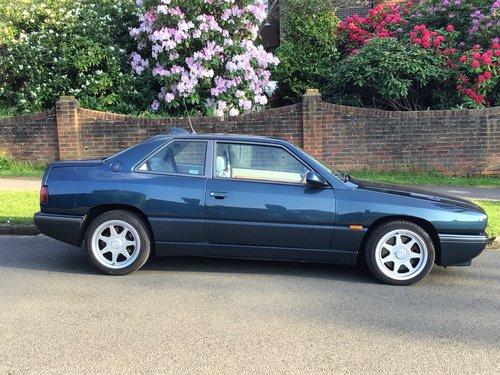 1994 Maserati Ghibli 2.8 For Sale   Car And Classic