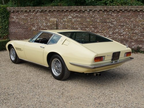 1967 Maserati Ghibli 4.7 1st  series one-off colour, matching No! For Sale (picture 2 of 6)