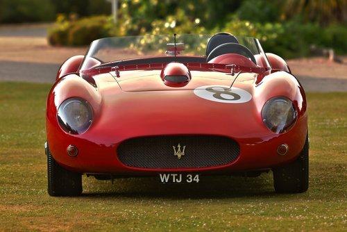 1956 Maserati 300S Replica For Sale (picture 2 of 6)