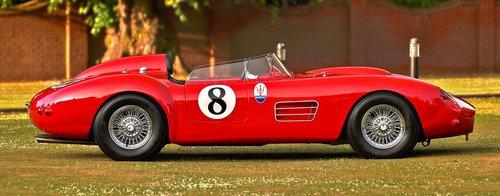 1956 Maserati 300S Replica For Sale (picture 3 of 6)