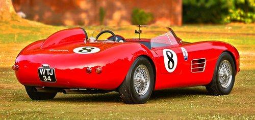 1956 Maserati 300S Replica For Sale (picture 4 of 6)
