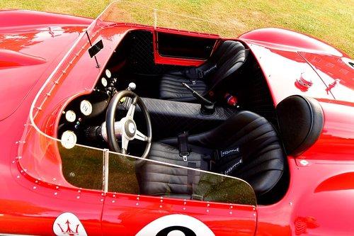 1956 Maserati 300S Replica For Sale (picture 5 of 6)