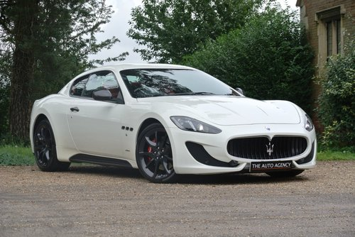 2014 MASERATI GRANTURISMO SPORT **MC AUTO SHIFT** For Sale (picture 1 of 6)