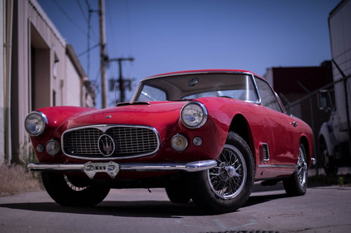 1958 Maserati 3500GT For Sale (picture 1 of 6)