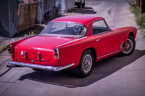 1958 Maserati 3500GT For Sale (picture 2 of 6)