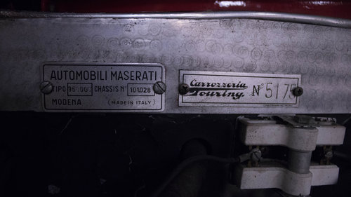 1958 Maserati 3500GT For Sale (picture 4 of 6)