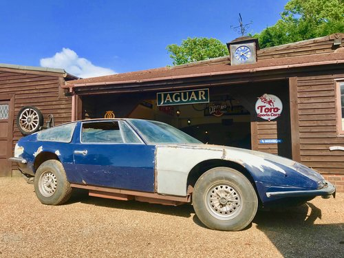 1971 MASERATI INDY 4.2 BARN-FIND SOLD (picture 1 of 6)